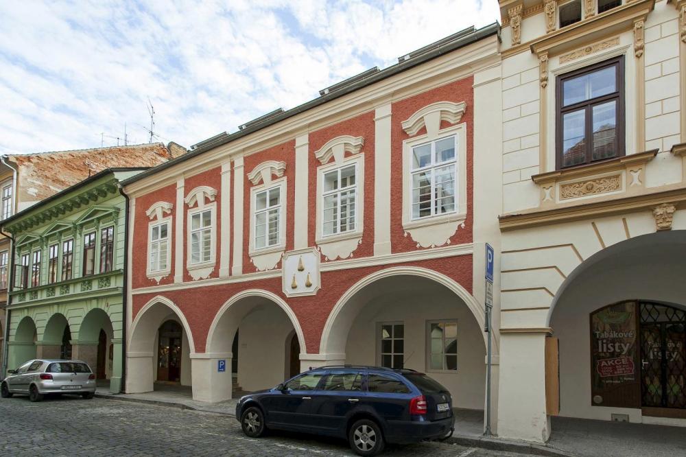 Suites & Apartments U Tří hrušek