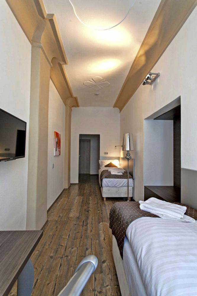 Dvoulůžkový pokoj Economy - oddělené postele