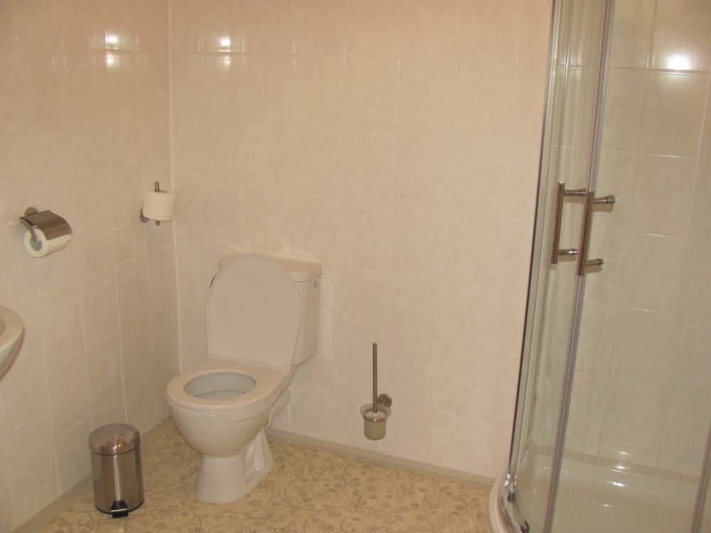 koupelna v každém pokoji