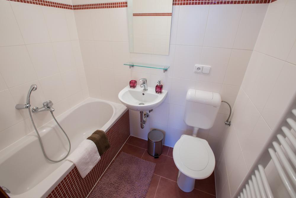 Pokoj č.5 - koupelna
