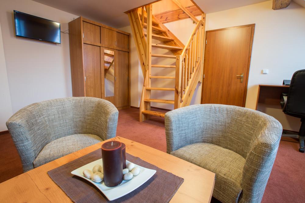 Pokoj č.6 Apartmá