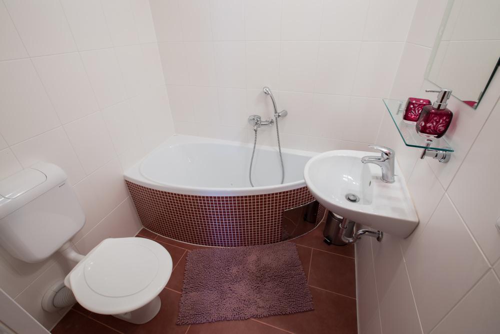 Pokoj č.6 - koupelna