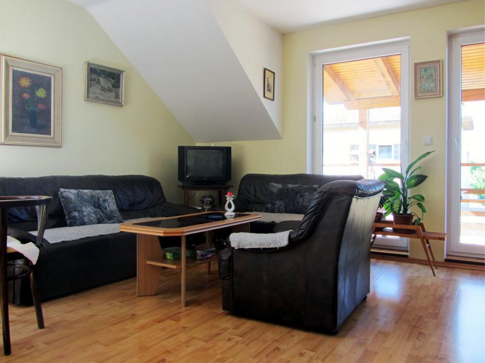 Společenská místnost - obývák