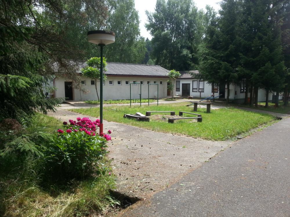 Rekreační areál Slunce Žandov