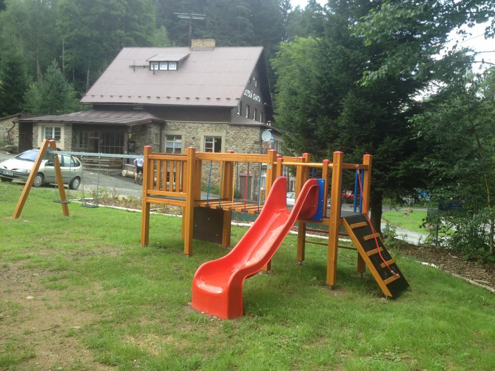 Dobrá chata dětské hřiště