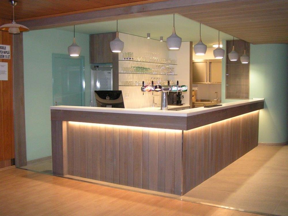 Bar kavárny