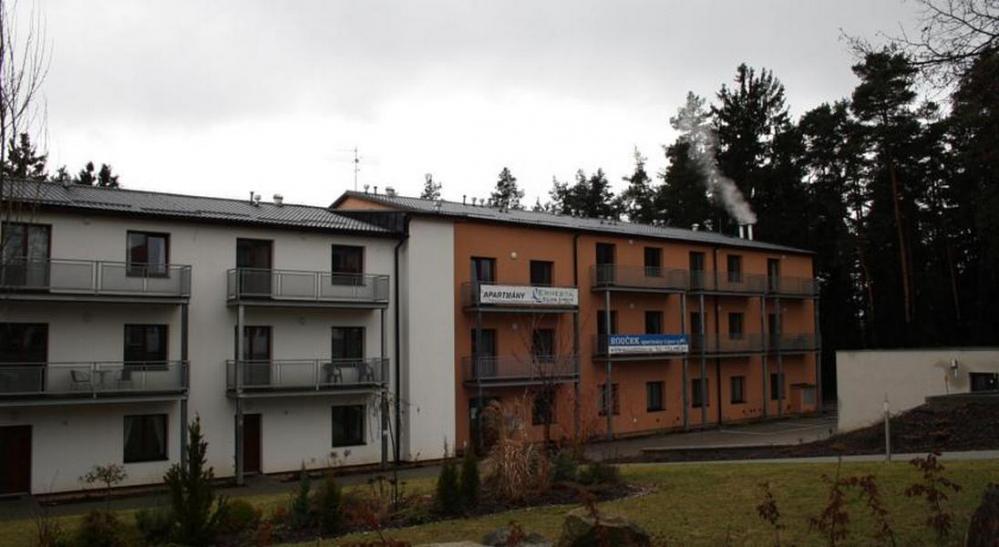 Apartmány Lipno Bouček