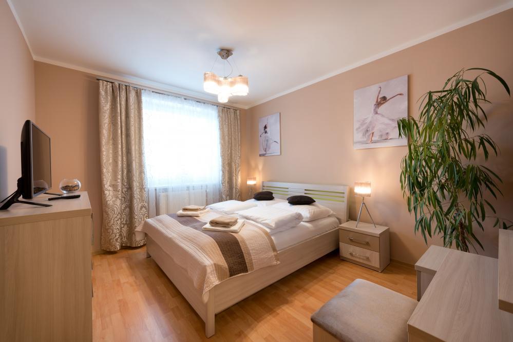Ložnice Apartmá A1