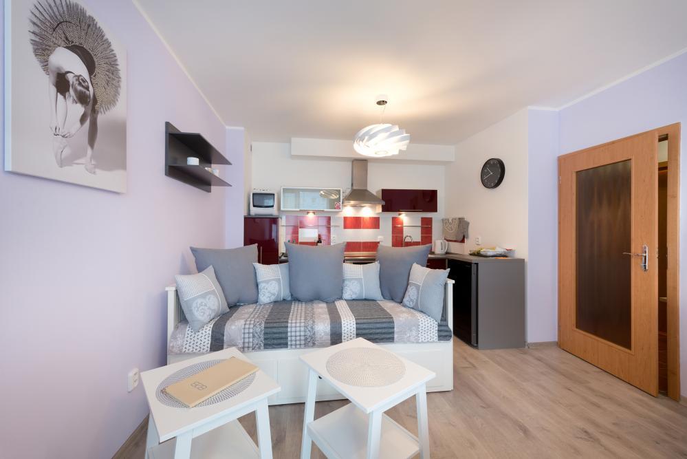 Obývací pokoj, Ložnice