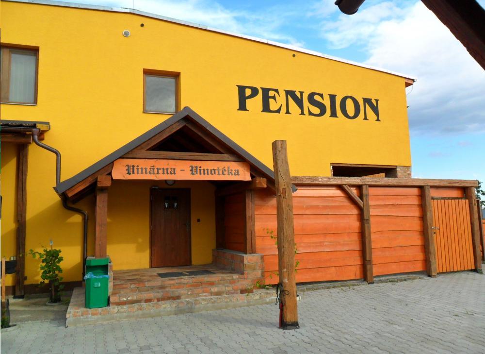 Penzion U Šutráku