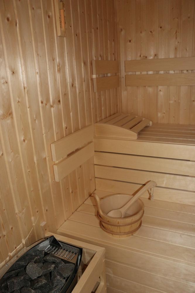 Sauna v každom apt