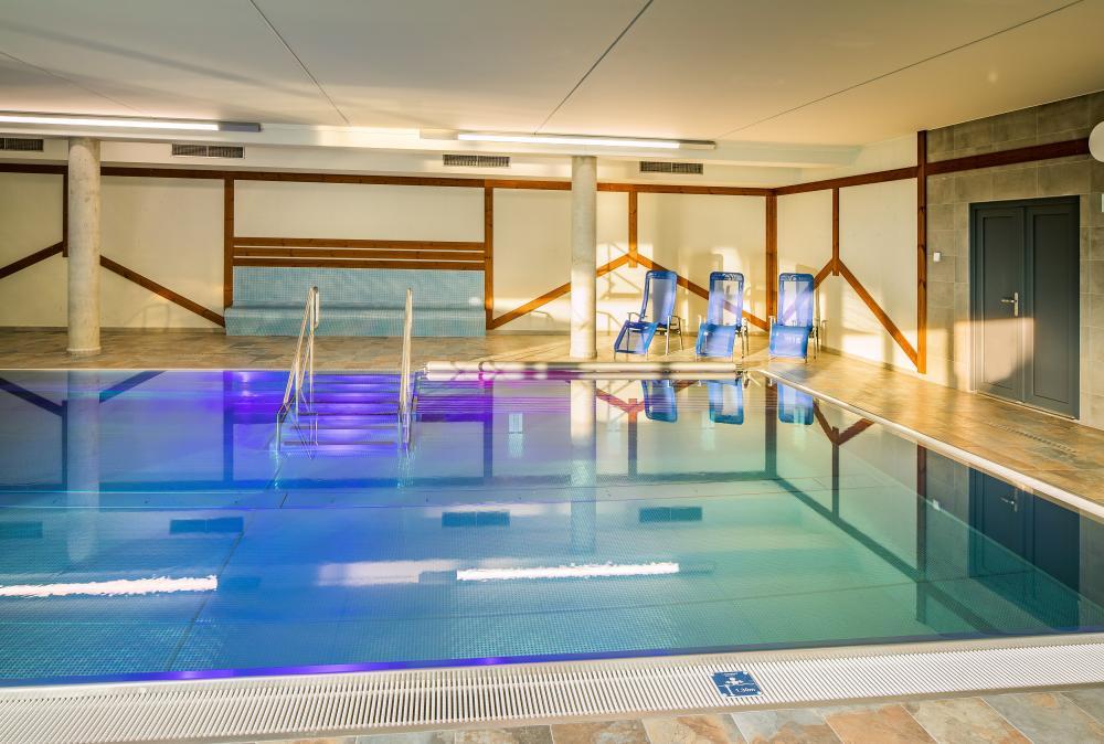 Wellness bazén