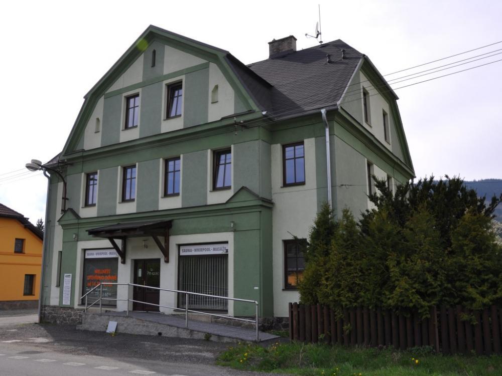 Apartmánové ubytování v Koutech