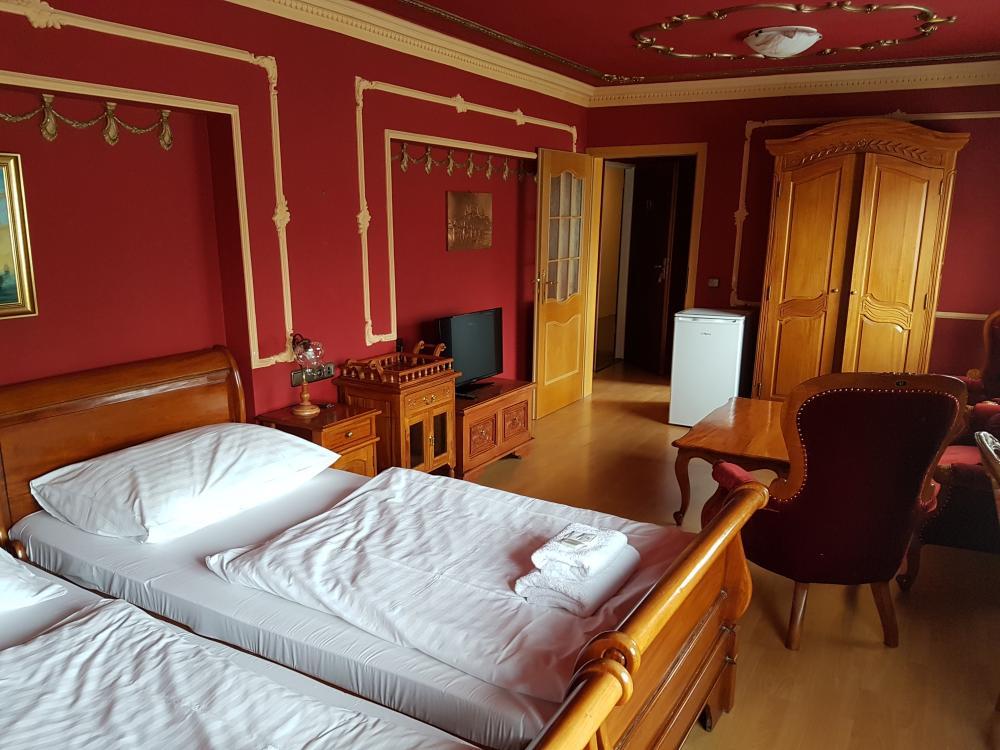 renesanční apartmá