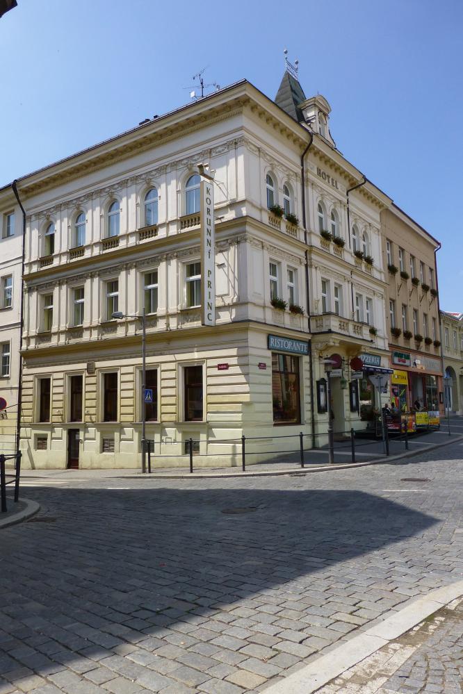 Restaurace a hotel Korunní Princ