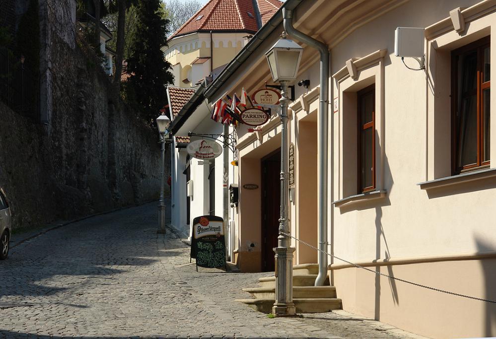 Penzion Pod Hradom