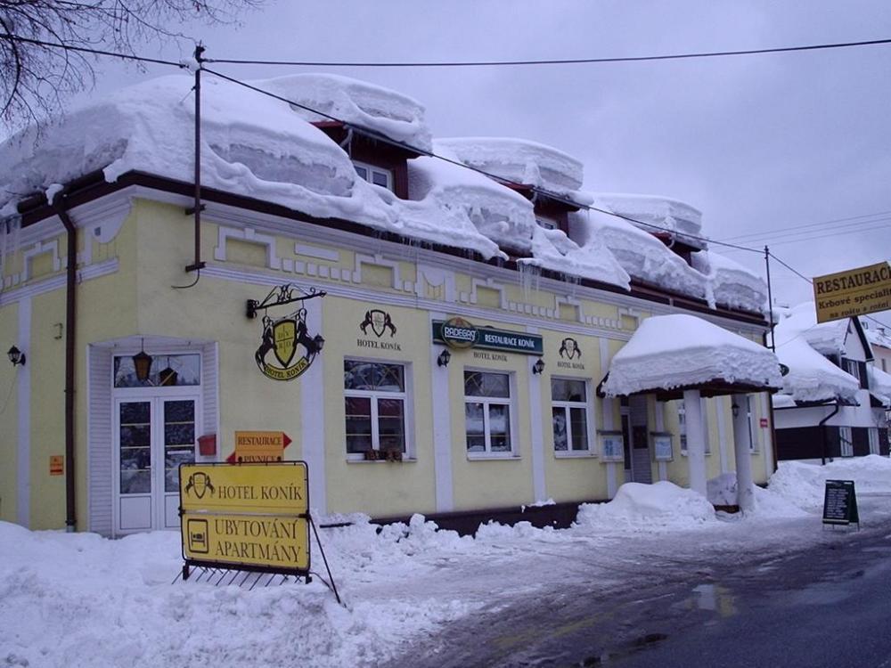 Hotel KONÍK