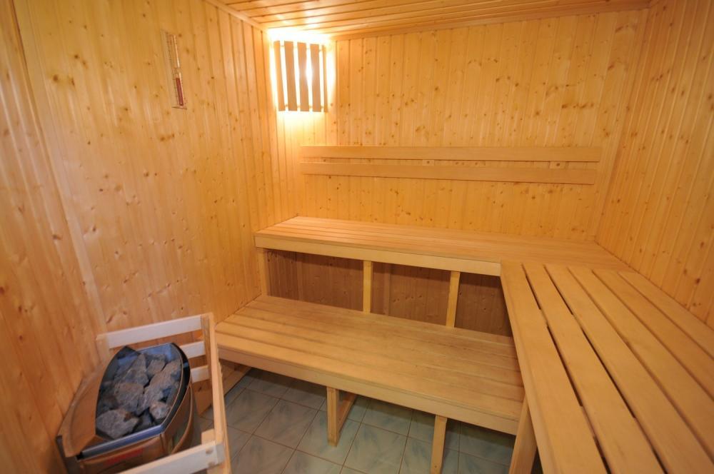 Fínska sauna pre 8 osôb