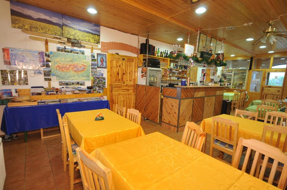 bar a reštaurácia