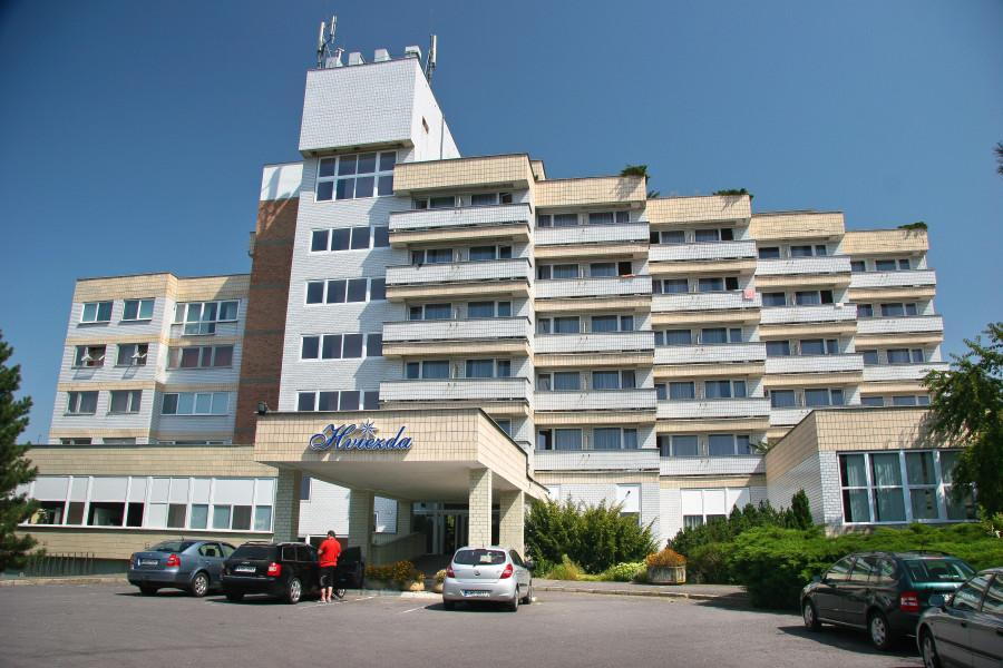 Hotel HVIEZDA*** Dudince