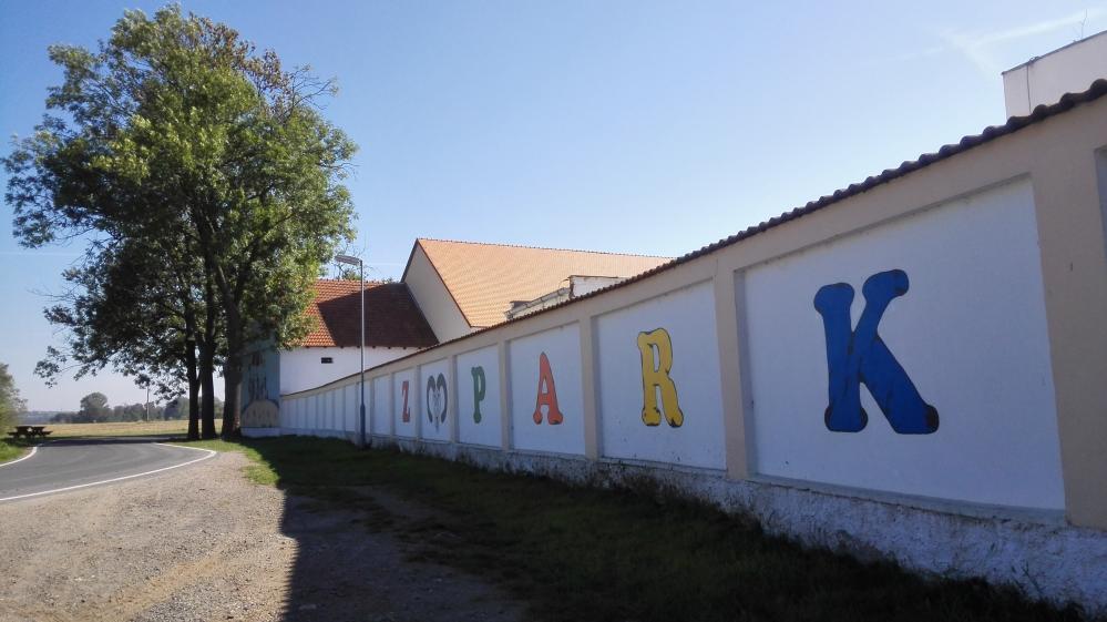 Ubytování v Zooparku Zelčín