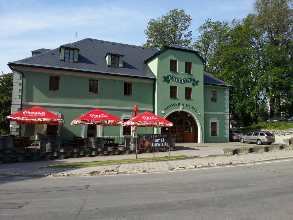 Hostinský pivovar a hotel Excelent