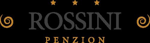 Logo Penzion Rossini, Františkovi Lázně – OFICIÁLNÍ WEB