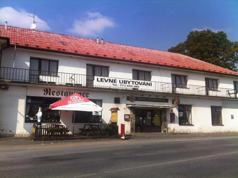 Hotel Bělohlávek