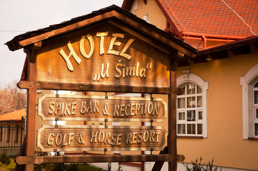 """Hotel """"U Šimla"""""""
