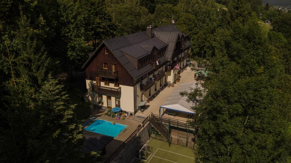 Sporthotel Švýcarská bouda