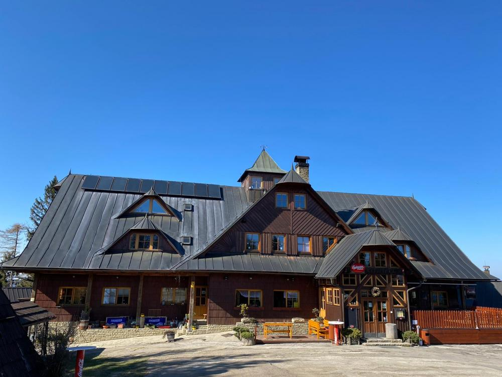Horský hotel Kohútka