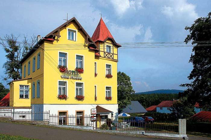 hotel-penzion Villa Rosse