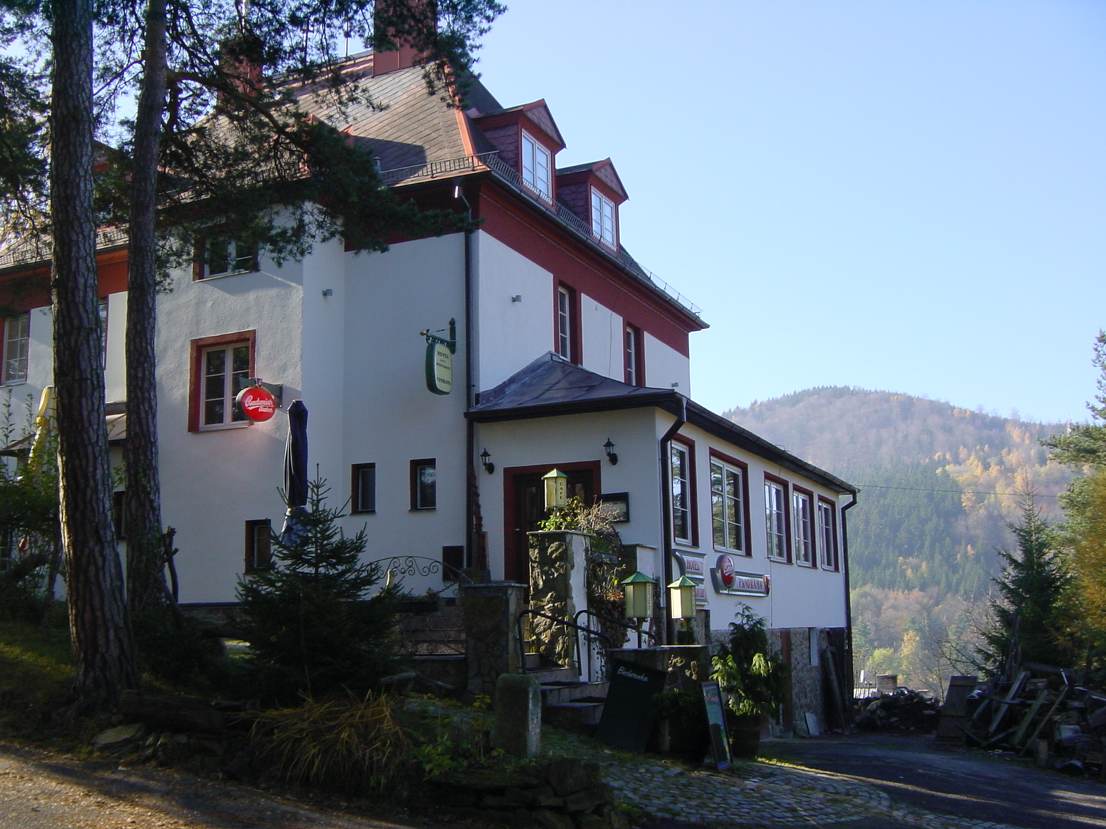 Hotel Panorama Jáchymov