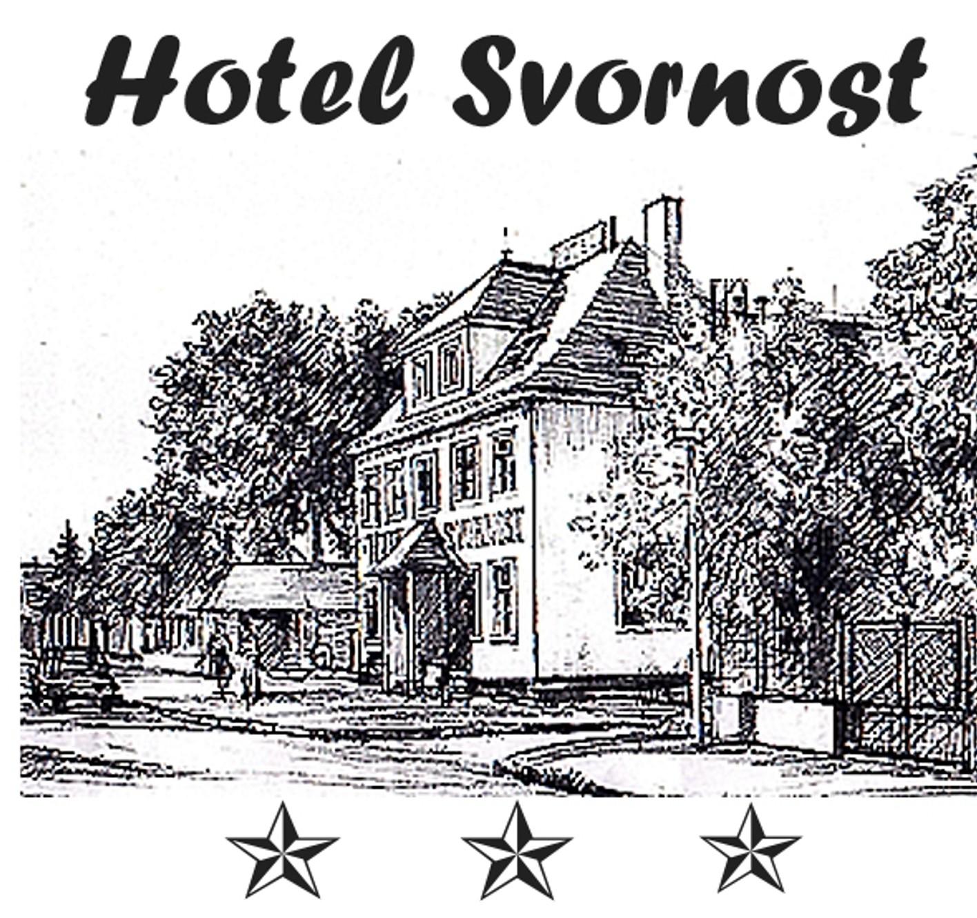 Logo Hotel Svornost