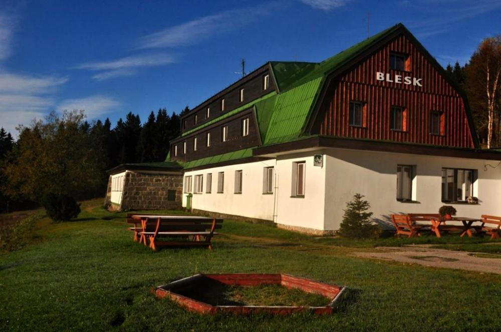 Penzion Blesk