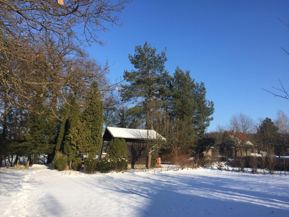Ohařova chata