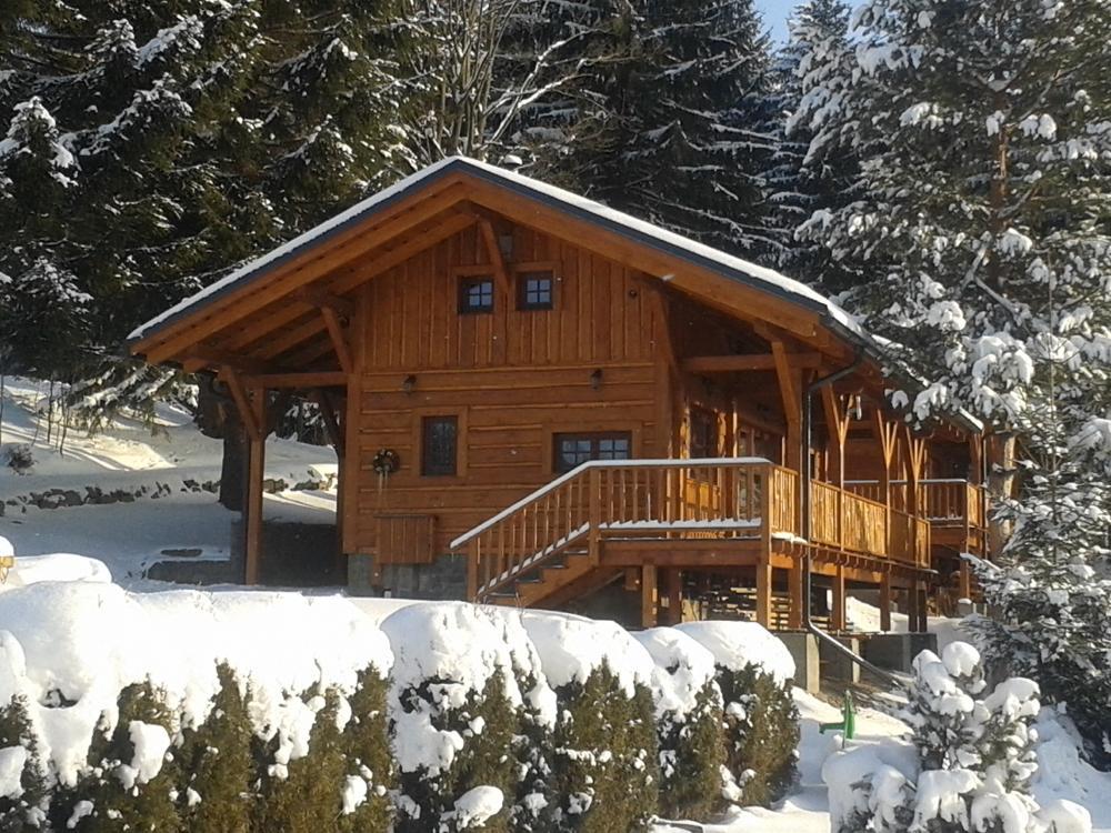 Chata Zima