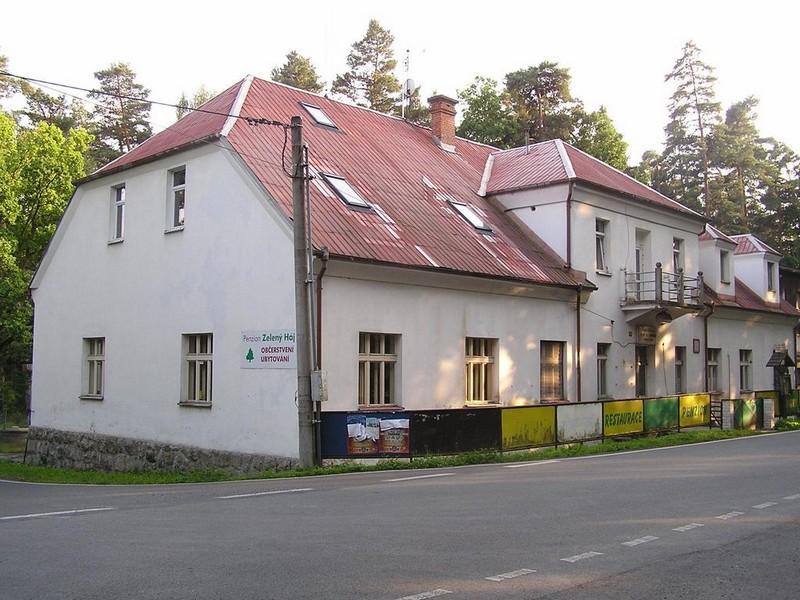 Penzion Zelený Háj
