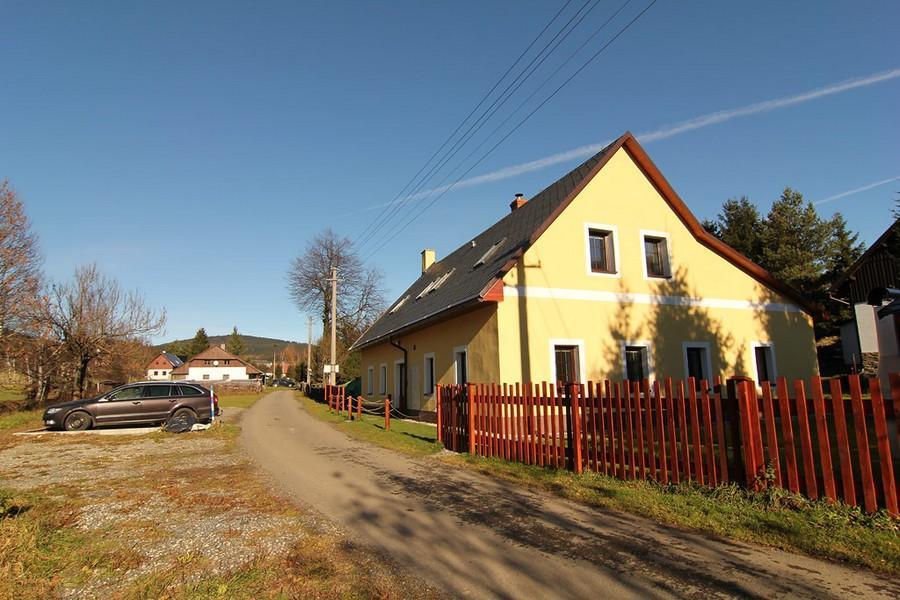 Apartmány Ostružná