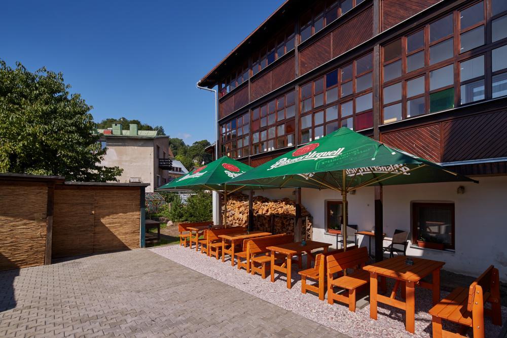 Ubytování Svoboda nad Úpou, Ski Hotel