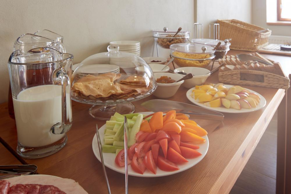 Ubytování Svoboda nad Úpou, snídaně