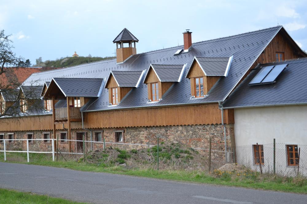 Penzion Dvůr Krasíkov