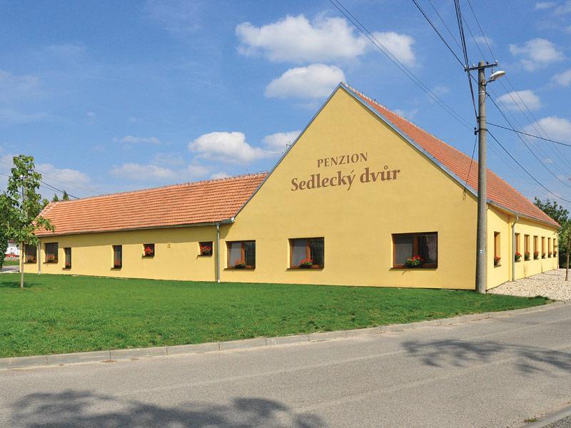 Penzion Sedlecký dvůr