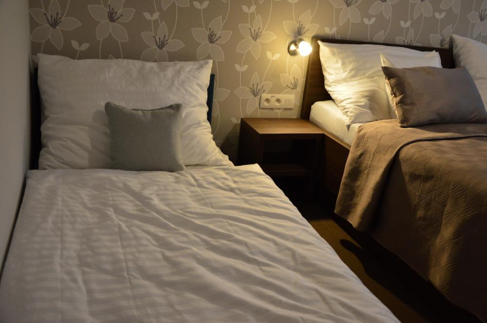 Apartmán B1-4 spálňa