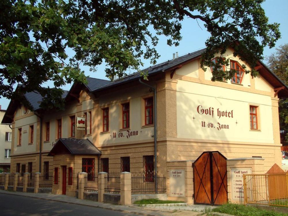 Hotel U sv. Jana
