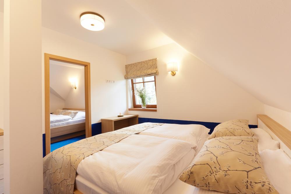apartmá 6 - druhá ložnice