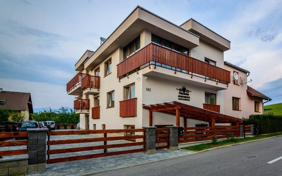 Apartmány Panoráma Jasná