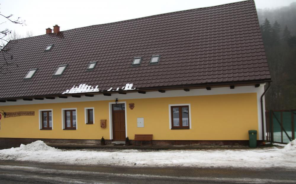 Apartmány Pod Vysákem