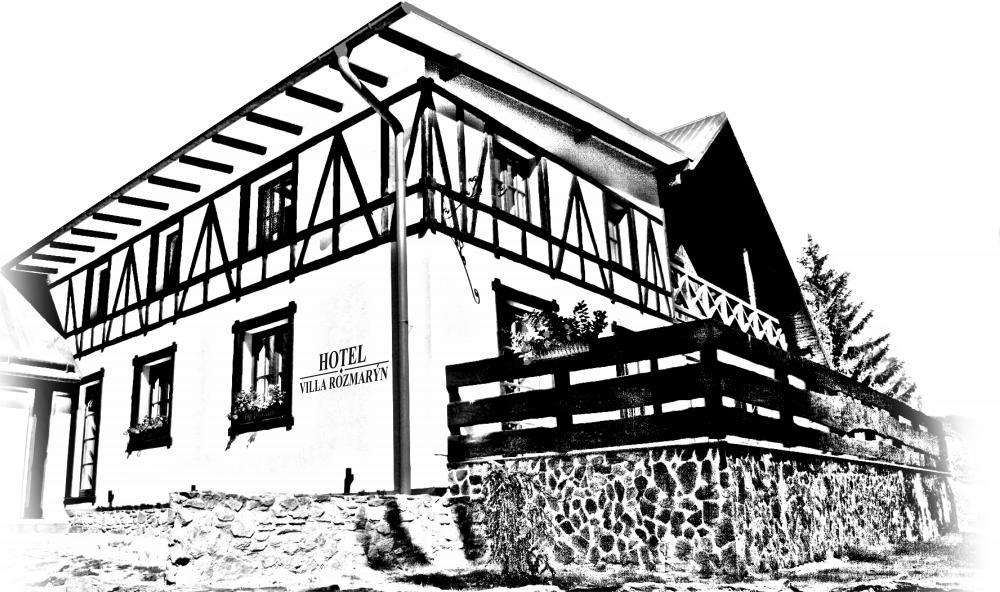 Villa Rozmaryn B&B Hotel