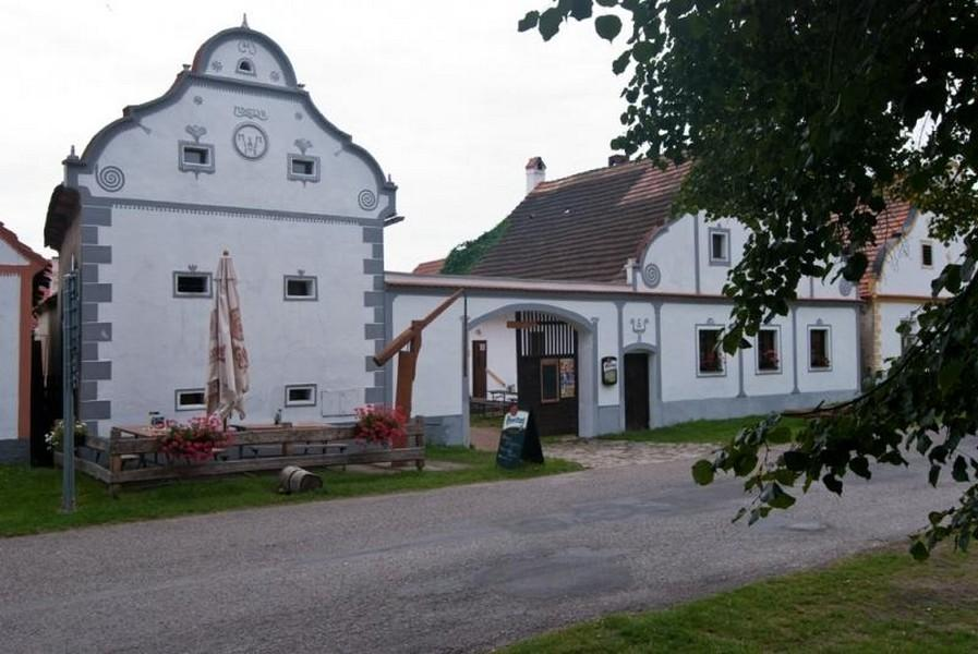 Pension Holašovice